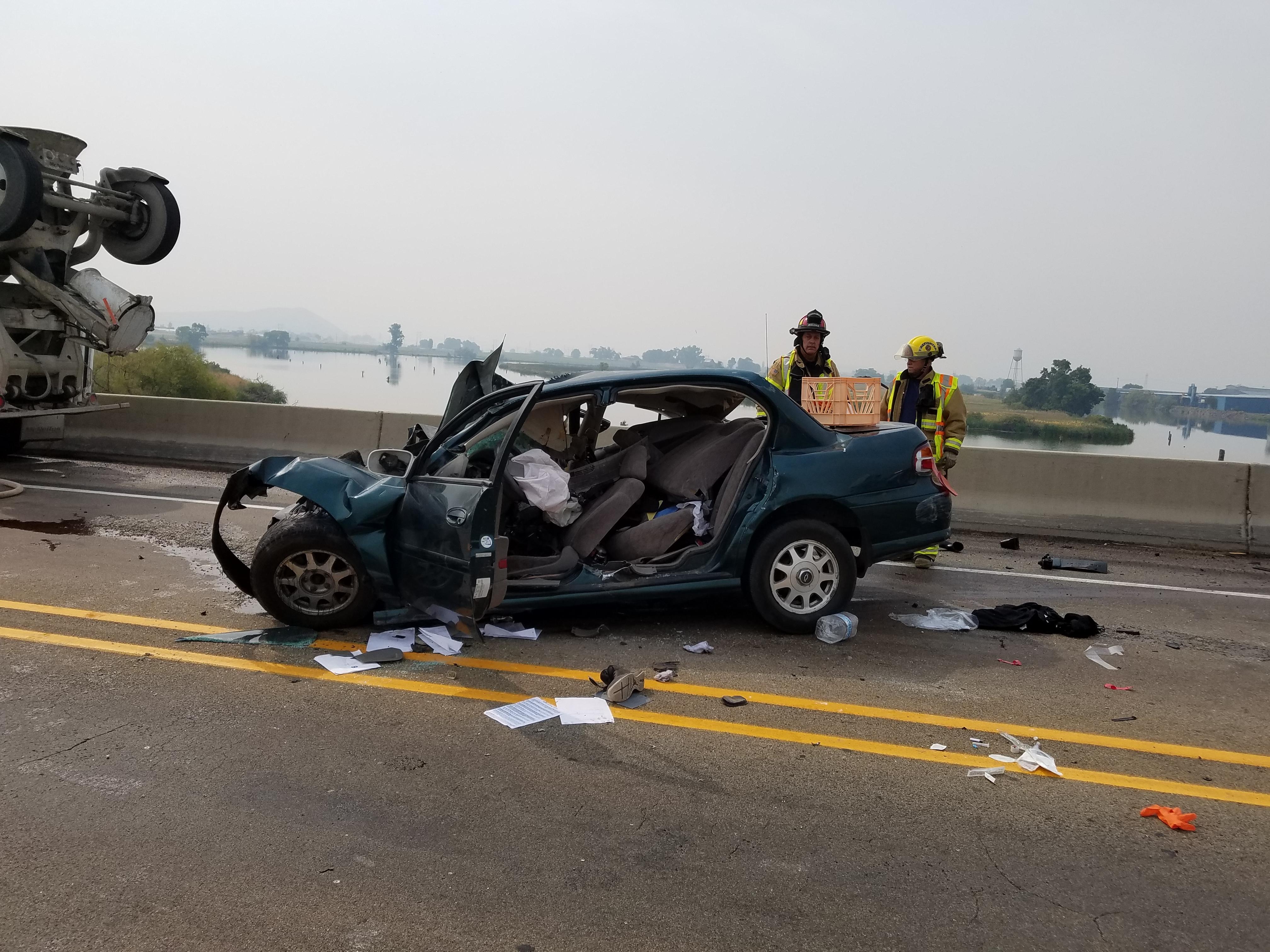 Serious Injury Crash On Hwy 140 (Southside Bypass) - Klamath Alerts
